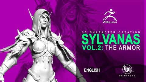 Netcurso-create-sylvanas-vol2-armor