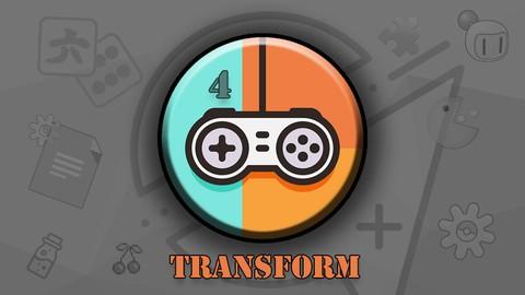 Netcurso-libreria-unity-engine-4-clase-transform