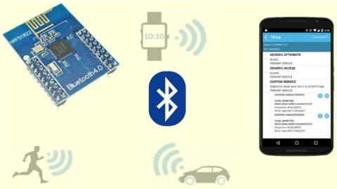 Netcurso-Internet das Coisas (IoT)  com Bluetooth 4.0