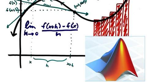 Netcurso - //netcurso.net/calculo-diferencial-e-integral-con-matlab