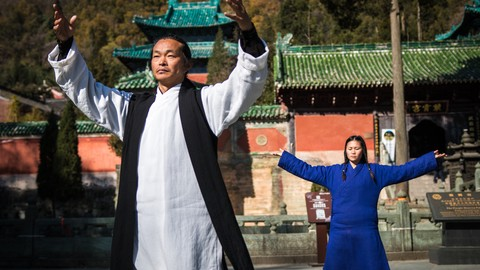 Secrets of Powerful, Peaceful & Beautiful Tai Chi!