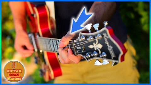[Udemy Coupon] Play Like Hendrix & John Mayer: The Rock N Roll THUMB Course