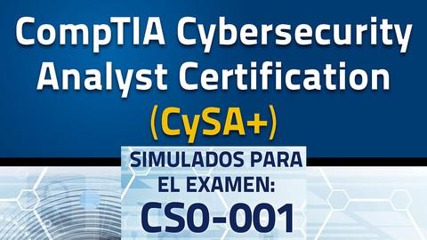 Netcurso - //netcurso.net/simulados-para-el-examen-comptia-cysa-cs0-001-l