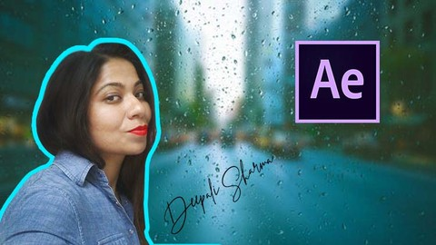 Sale : Udemy: Adobe After Effects From Zero to Grand master Crash Course