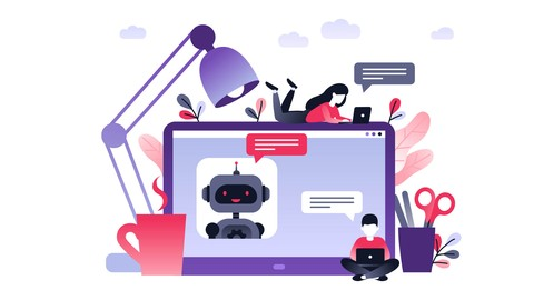 Create Chatbot for Website with React and Node js | Udemy