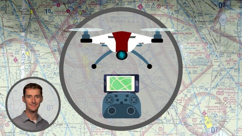 Netcurso-airspace-and-charts-for-part-107-uas-drone-remote-pilots