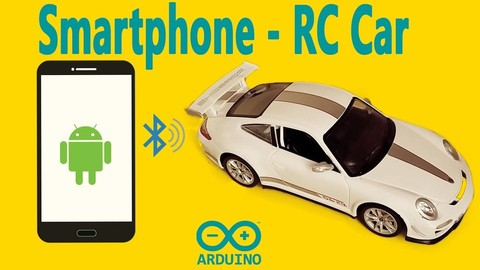 [Udemy Coupon] complete guide to Arduino : make Android RC Car