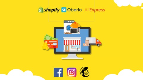 [Udemy Coupon] Dropshipping avec Shopify et Facebook Ads