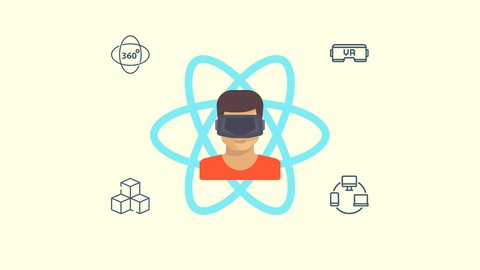 Create Virtual Reality Apps using React VR & React 360