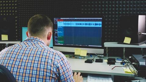 [Udemy Coupon] Audacity Geek – Audio Recording & Editing with Audacity