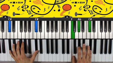 The Ultimate Piano Chords Course - for Piano & Keyboard