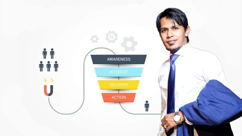 [100% Off Udemy Coupon] Sales Funnel: Creating a Sales Funnel Using Thrive Architect