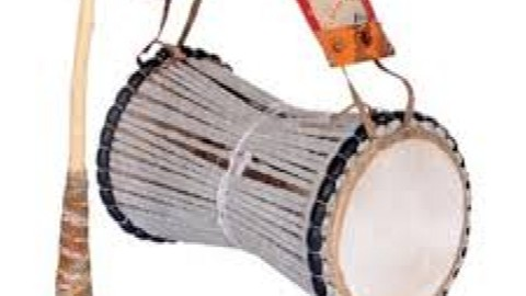 Drum(Talking Drum for all levels)
