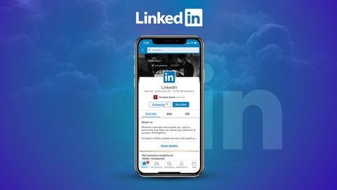 [Udemy Coupon] The New 2018 Step-by-Step Beginner LinkedIn Mastery Course