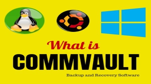 [100% Off Udemy Coupon] How to get your CommVault v10 working in 2 hours.
