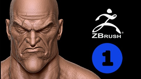 Netcurso - //netcurso.net/creating-characters-for-video-games-on-zbrush-kratos-vol-1