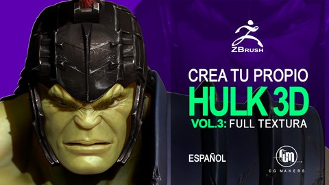 Netcurso - //netcurso.net/crea-tu-propio-hulk-vol3-texturizado