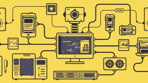 Free udemy course Build a simple chat system in JavaScript