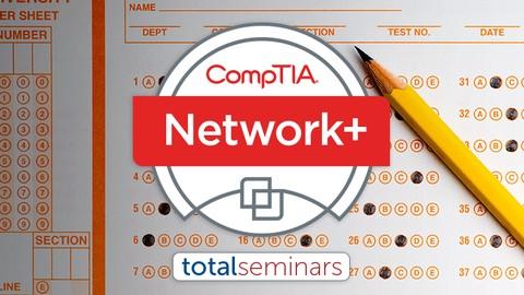 TOTAL: CompTIA Network+ Cert. (N10-007) Practice Tests.