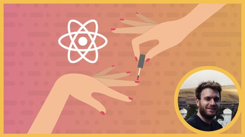 [Udemy Coupon] React Styled Components 2019 – BEST way to style your apps