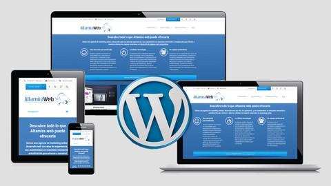 Site Completo com Wordpress 2018