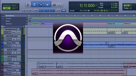 Pro Tools - Gravação, Edição, Mixagem e MIDI