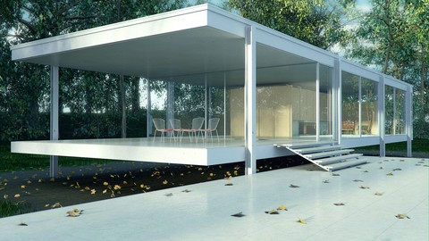 The Architecture of Ludwig Mies van der Rohe