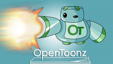 [Udemy Coupon] OpenToonz 101: drawing tools demystified