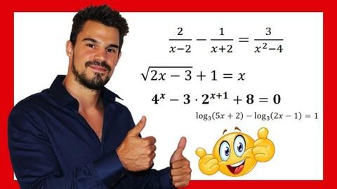 Netcurso - //netcurso.net/ecuaciones-racionales-radicales-exponenciales-y-logaritmicas