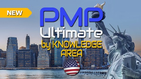 Sale : Udemy: PMP Practice Real Exam PMBOK 6th Ed 2018 by Knowledge Area