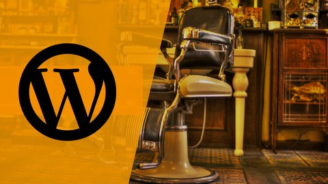 Wordpress Proyecto web 100% real. DIVI Builder. Peluquería*