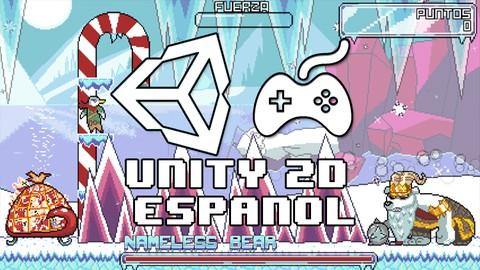 Netcurso - //netcurso.net/aprender-unity-2d-game-development-rapido-y-facil-en-espanol