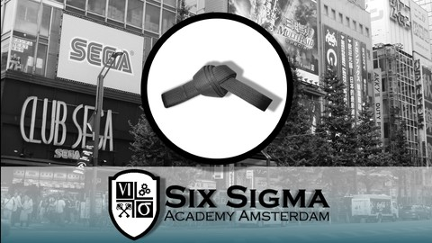 Six Sigma Black Belt (With Excel Application) BKO Accredited*