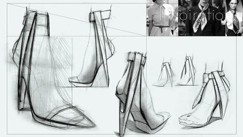 Learn footwear Design from scratch