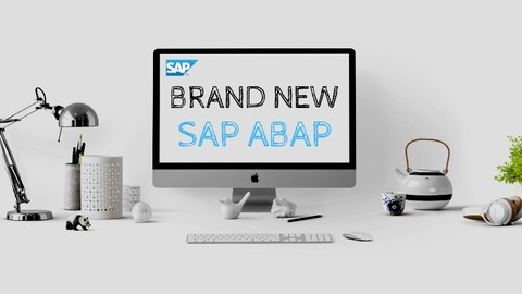Sale : Udemy: Brand new SAP ABAP for Beginners - Learn new ABAP syntax