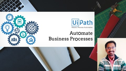 Eclass: UIPath - Robotic Process Automation, Udemy