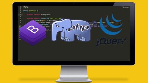 CRUD com PHP OO + MVC + Bootstrap 4 + JQuery