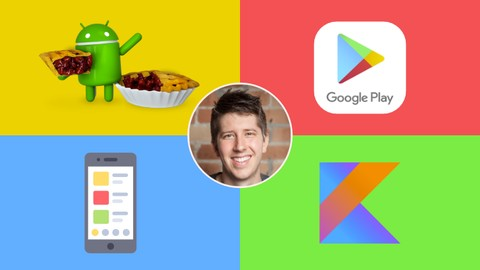 The 7 Day Android App Bootcamp - Android Pie and Kotlin
