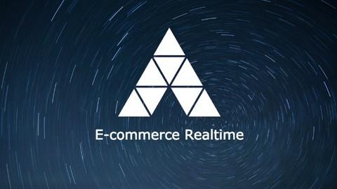 Ecommerce real time com Node.js e Adonis Framework