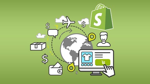 [100% Off Udemy Coupon] The Ultimate Shopify Masterclass (Updated for 2019!)