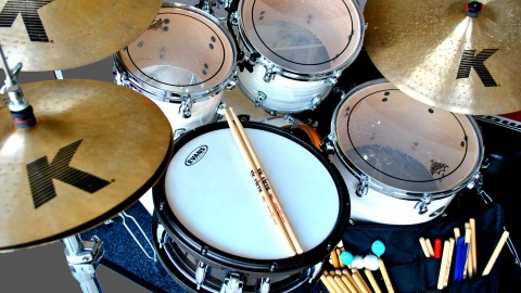 Learn To Play The Drums Without A Drum Kit