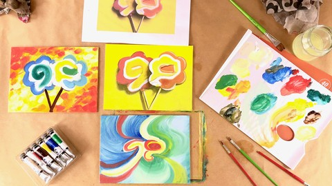 Sale : Udemy: Basiscursus Schilderen met Olieverf