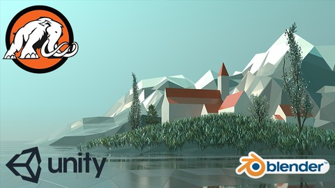 Sale : Udemy: Build 20+ House Models: The Complete Low Poly 3D Tutorial