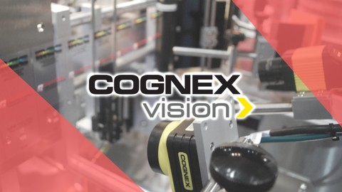 Cognex In-Sight Machine Vision Industrial Development SCADA*