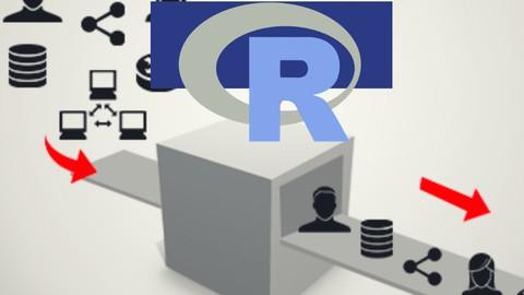Sale : Udemy: Machine Learning in R: Curso Completo de Regresso Logstica
