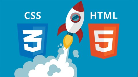 Learn HTML & CSS in 2 hours (Inc. HTML5 and CSS3)