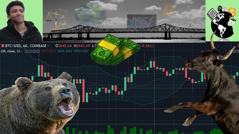 [Udemy Coupon] Start Trading Stocks and Crypto With A Trading Simulator!