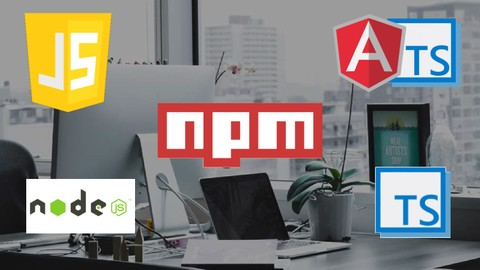 Netcurso-npm-librerias-node-con-js-typescript-angular-y-otras-herramientas
