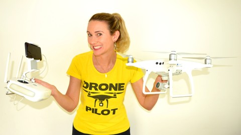 [Udemy Coupon] DRONES: THE BEGINNER GUIDE