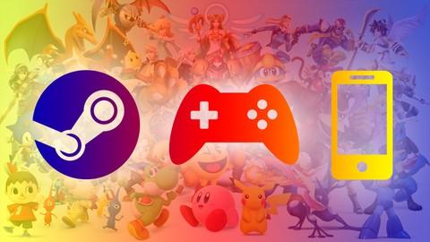 Netcurso - //netcurso.net/marketing-para-lanzar-juegos-en-steam-consolas-y-moviles